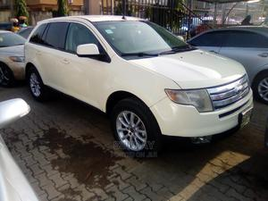 Ford Edge 2008 White   Cars for sale in Lagos State, Ikeja