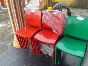 Unique Plastic Chairs With Plastic Legs | Furniture for sale in Lagos State, Ojo