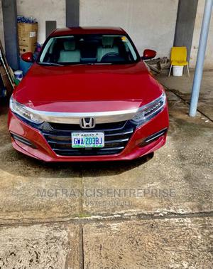 Honda Accord 2018 Sport 2.0T Red | Cars for sale in Abuja (FCT) State, Wuye