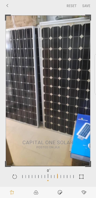 Original Quality 200w Mono Solar Panel With 25years Warranty