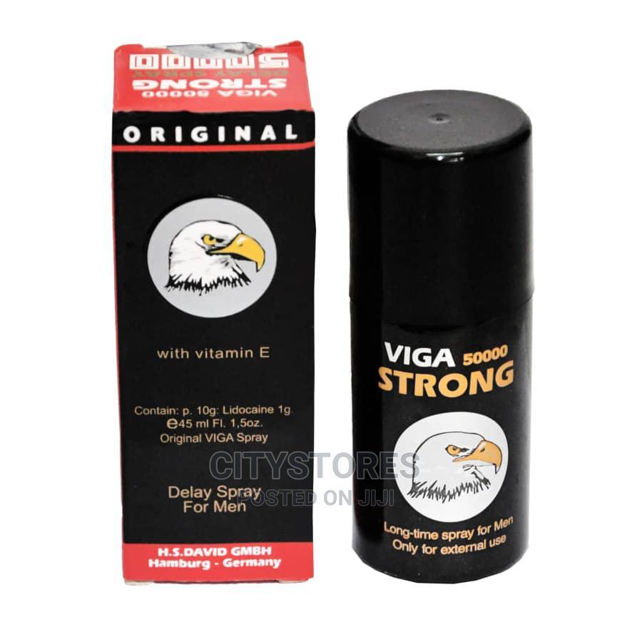 Super VIGA Men's Delay Spray(Original)