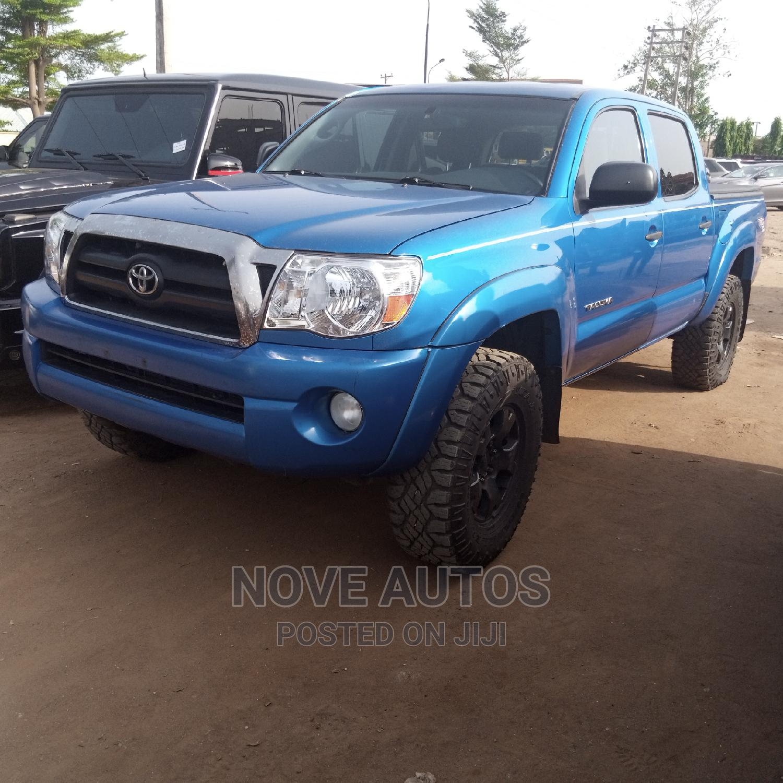 Toyota Tacoma 2007 Blue