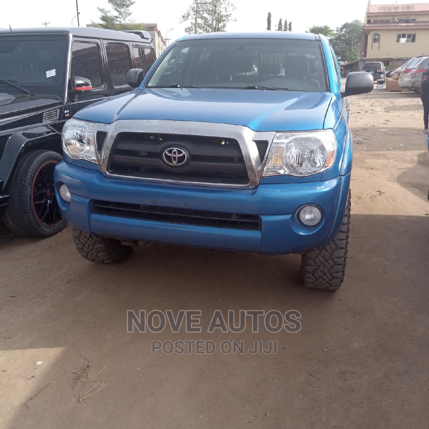 Toyota Tacoma 2007 Blue | Cars for sale in Alimosho, Lagos State, Nigeria