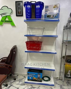 Single Supermarket Shelve | Store Equipment for sale in Lagos State, Apapa