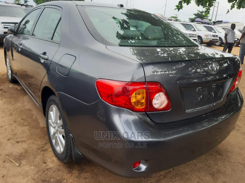 Toyota Corolla 2011 Gray | Cars for sale in Apapa, Lagos State, Nigeria