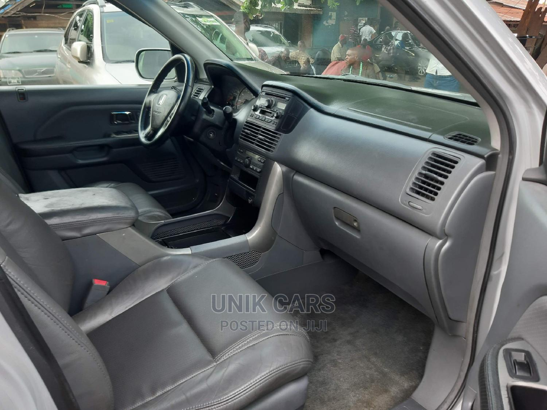 Honda Pilot 2004 Silver | Cars for sale in Apapa, Lagos State, Nigeria