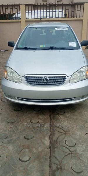 Toyota Corolla 2006 CE Silver | Cars for sale in Lagos State, Amuwo-Odofin