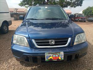 Honda CR-V 1998 2.0 Automatic Blue | Cars for sale in Abuja (FCT) State, Gwarinpa