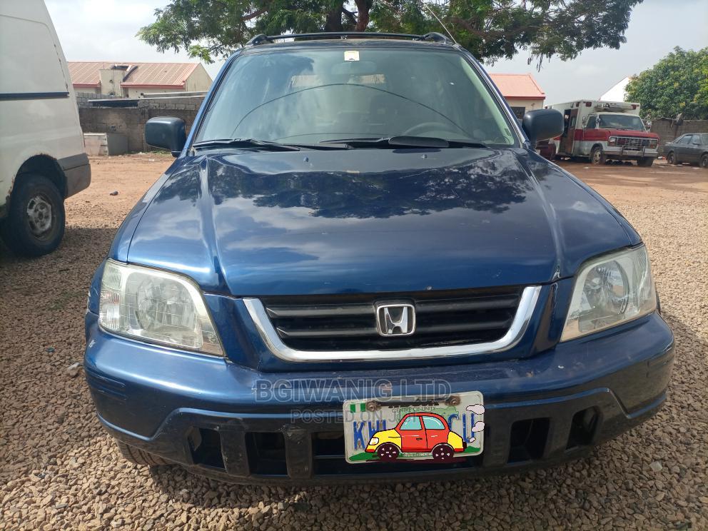 Honda CR-V 1998 2.0 Automatic Blue