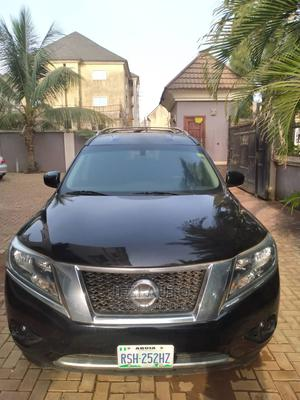 Nissan Pathfinder 2014 Black | Cars for sale in Abuja (FCT) State, Kaura
