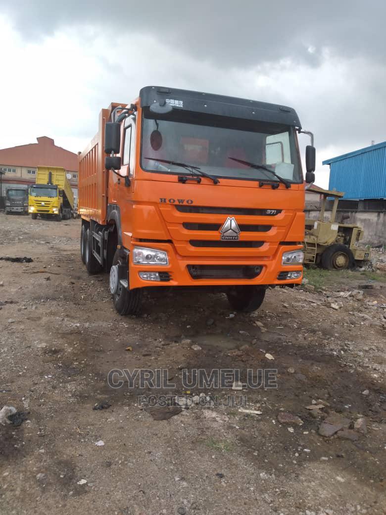 Archive: Howo Tipper/ Dump Truck