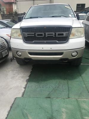 Ford F-150 2007 Super Cab 4x4 White | Cars for sale in Lagos State, Lekki