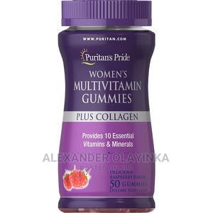 Women's Multivitamin Gummies Plus Collagen | Vitamins & Supplements for sale in Lagos State, Yaba