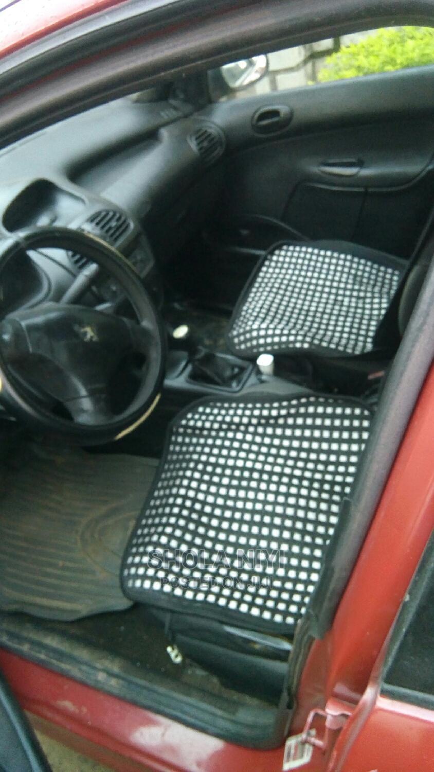 Archive: Peugeot 206 2002 SW 1.6 Red