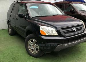 Honda Pilot 2006 EX 4x2 (3.5L 6cyl 5A) Black | Cars for sale in Lagos State, Magodo