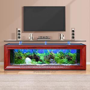 Aquarium Tv Stand   Fish for sale in Rivers State, Obio-Akpor