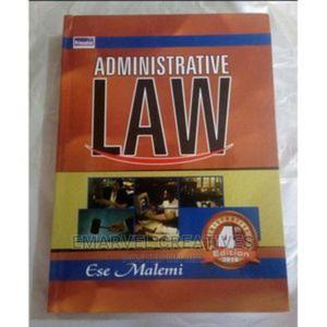 Administrative Law Fourth Edition by Ese Malemi | Books & Games for sale in Lagos State, Surulere