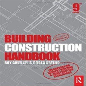 Building Construction Handbook   Books & Games for sale in Lagos State, Surulere
