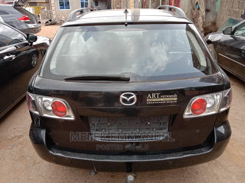 Archive: Mazda 6 2004 Sedan Black