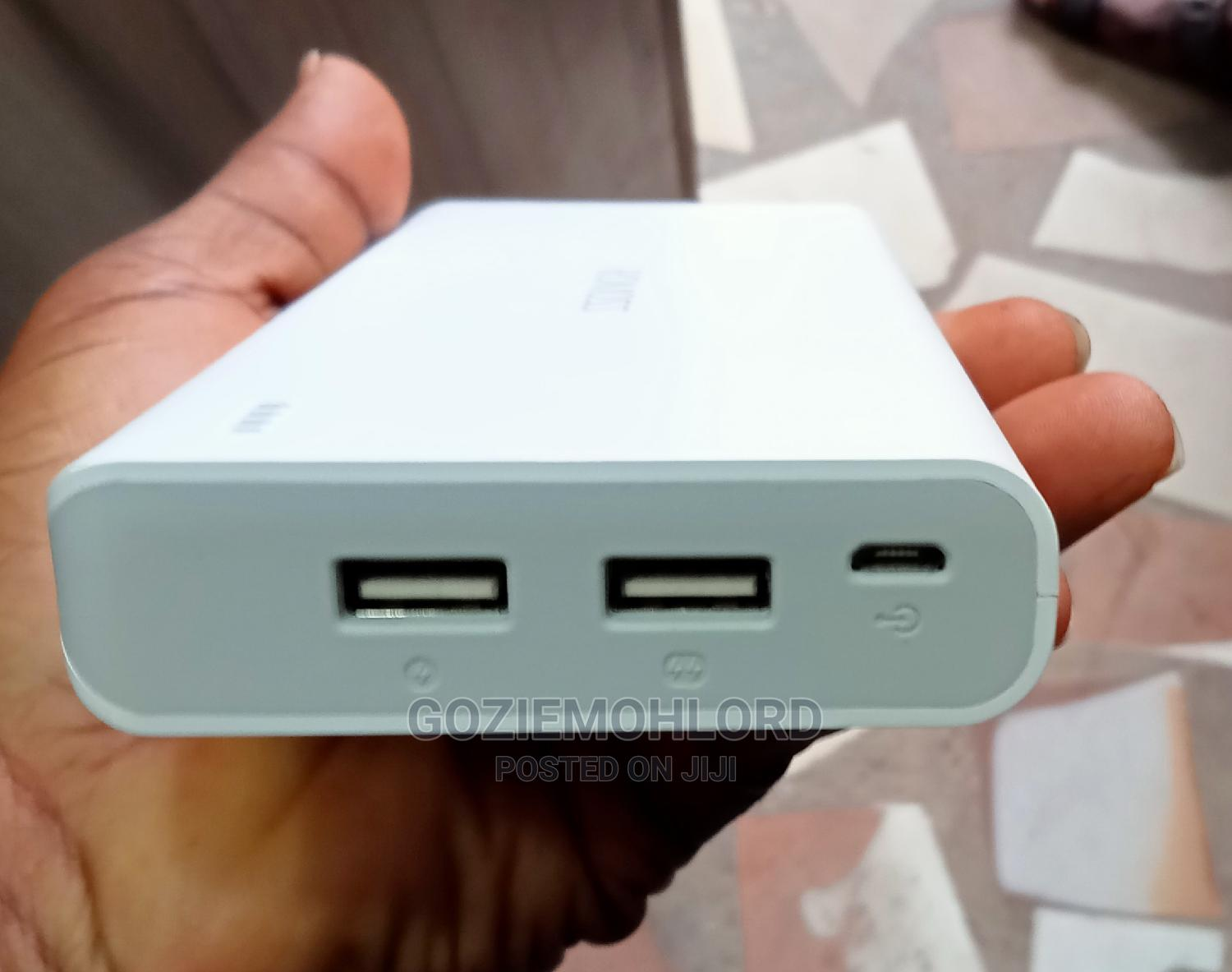 Complete 20000mah Romoss Powerbank   Accessories for Mobile Phones & Tablets for sale in Ojo, Lagos State, Nigeria