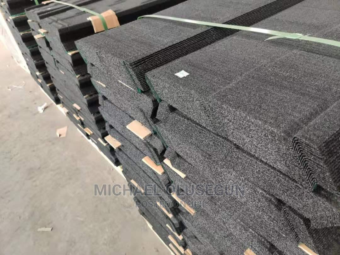 Archive: Shingle Stone Coated Roofing Tiles