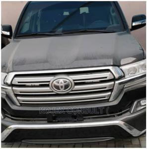 New Toyota Land Cruiser 2019 5.7 V8 VXR Black   Cars for sale in Lagos State, Lekki