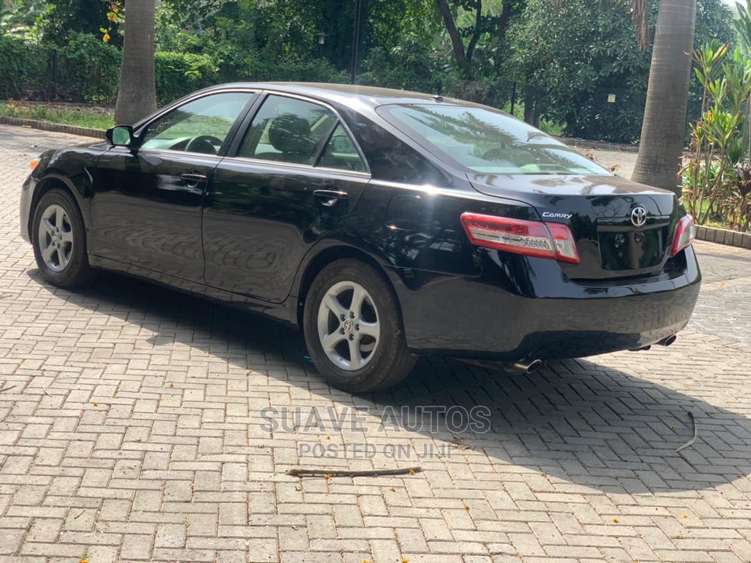 Toyota Camry 2010 Black   Cars for sale in Ibadan, Oyo State, Nigeria