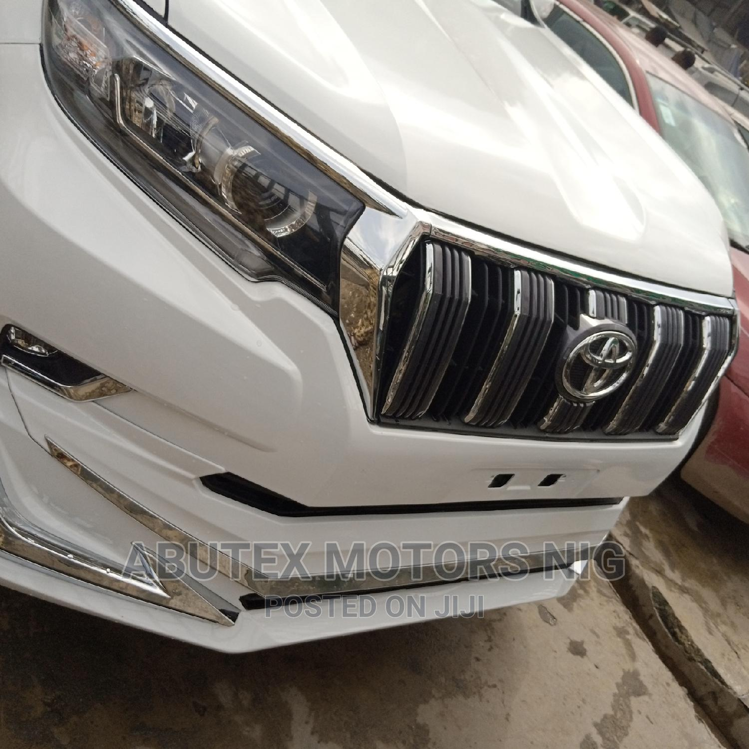 Archive: Complete Upgrade Kit Toyota Prado From 2010 to 2020