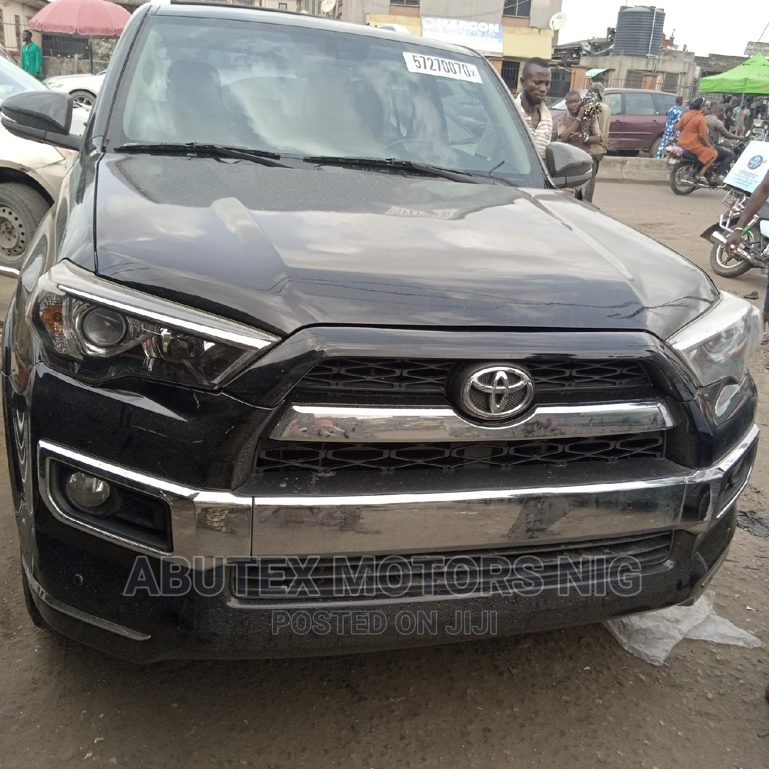 Archive: Complete Upgrade Kit Toyota 4runner From 2010 to 2018
