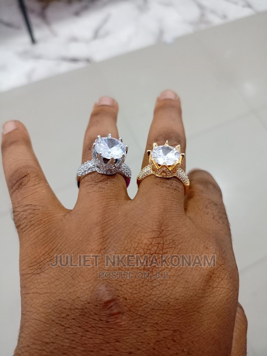 Archive: Engagement Ring And Wedding Ring