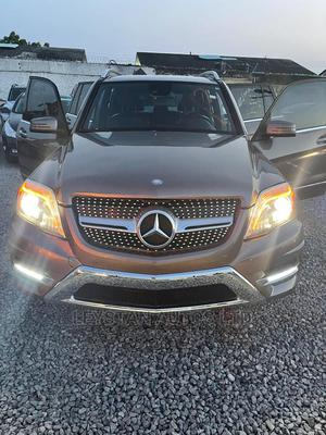Mercedes-Benz GLK-Class 2014 350 4MATIC Brown | Cars for sale in Lagos State, Ajah