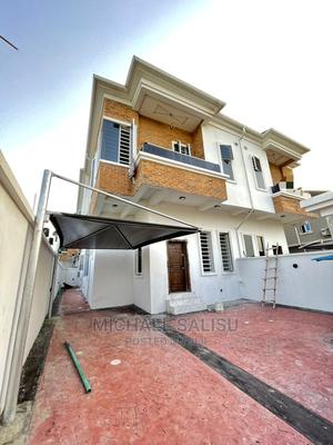 Luxury 4 Bedroom Semi Detached Duplex With Bq at Ikota Lekki | Houses & Apartments For Sale for sale in Lekki, Lekki Phase 1