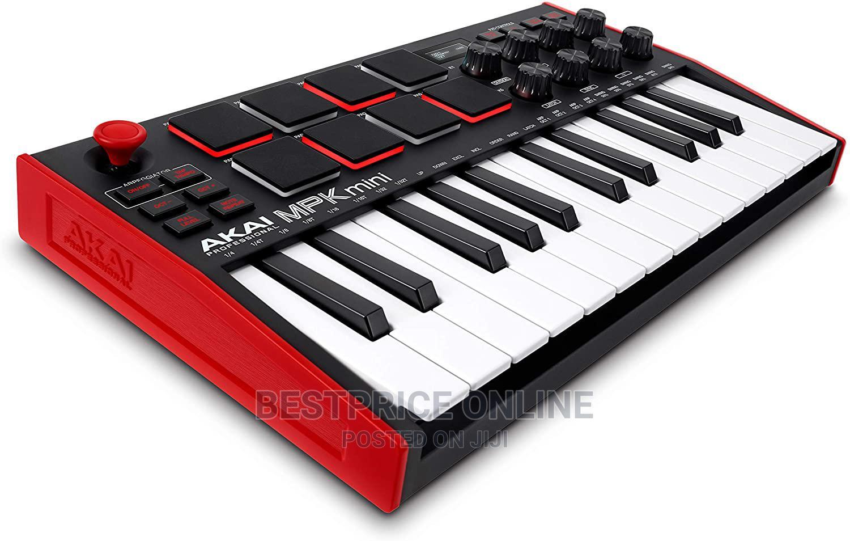 Akai Professional MPK Mini Keyboard Controller