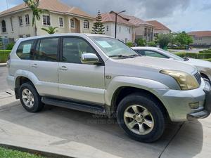 Toyota Land Cruiser Prado 2006 GX Silver   Cars for sale in Lagos State, Lekki