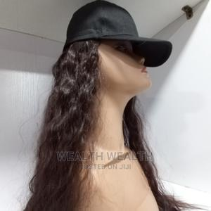 Facecap Wig With Quality Hair for Sale | Hair Beauty for sale in Lagos State, Ikeja