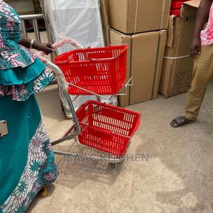 Trolly Basket | Store Equipment for sale in Lagos State, Apapa