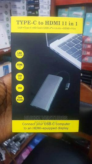 Usb C 11 in 1 Adapter | Computer Accessories  for sale in Lagos State, Ikeja