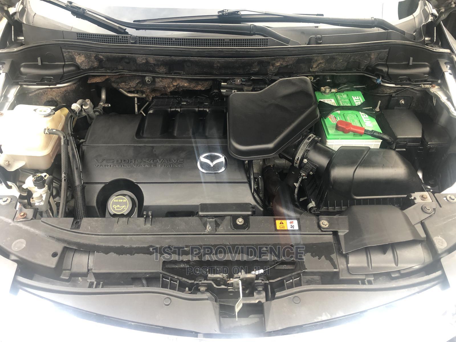 Mazda CX-9 2012 Grand Touring Gray | Cars for sale in Ikeja, Lagos State, Nigeria
