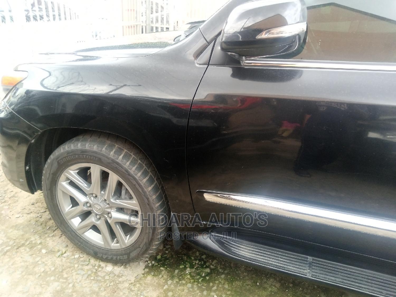 Lexus LX 2013 Black | Cars for sale in Ikeja, Lagos State, Nigeria