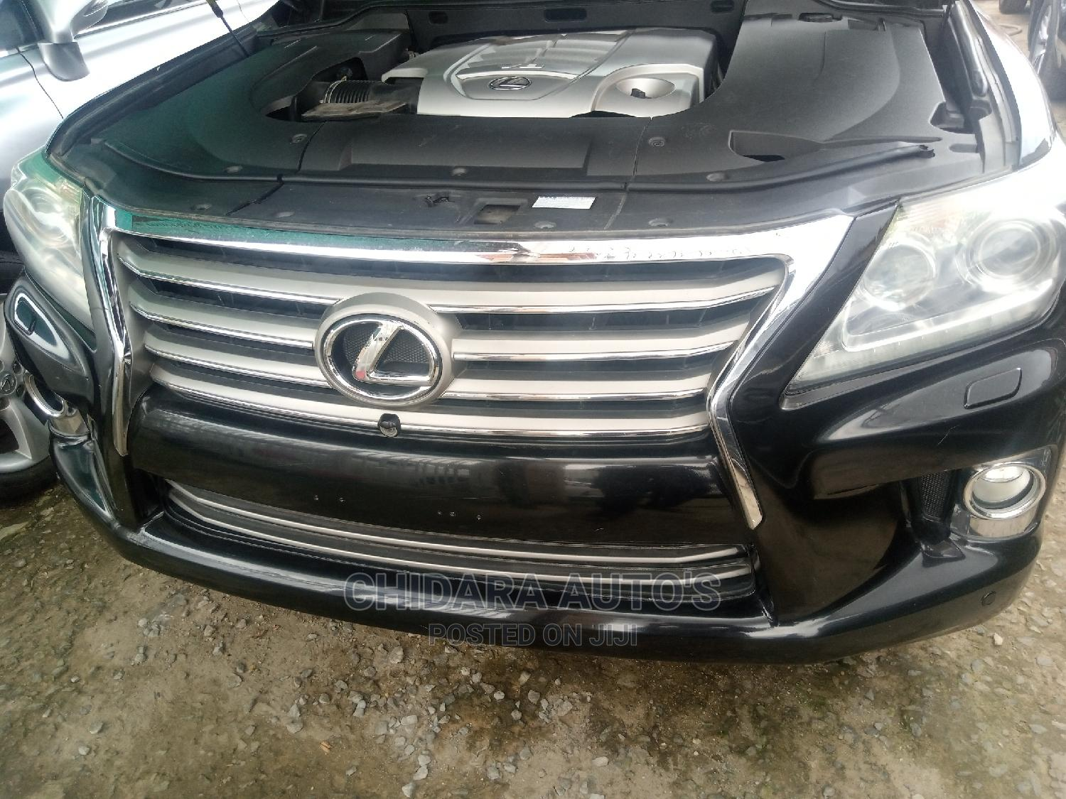Lexus LX 2013 Black | Cars for sale in Ikeja, Lagos State, Nigeria