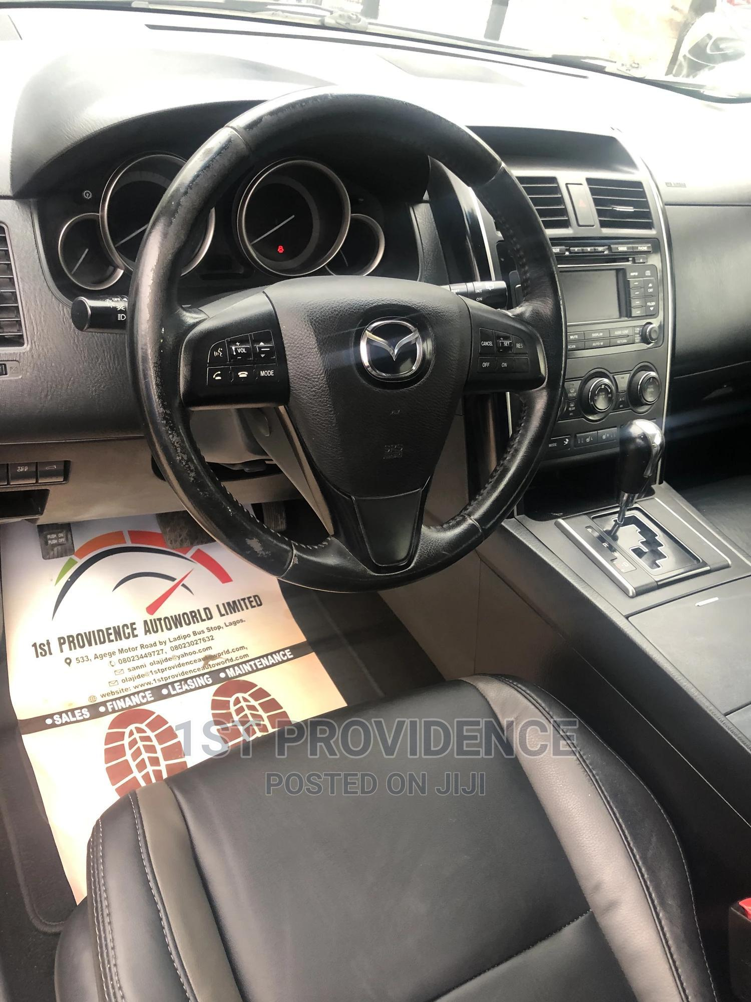 Mazda CX-9 2012 Grand Touring Gray