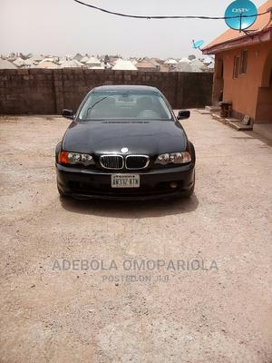 BMW 325i 2000 Black | Cars for sale in Abuja (FCT) State, Bwari