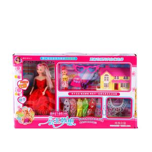 Barbie Doll and House | Toys for sale in Edo State, Benin City