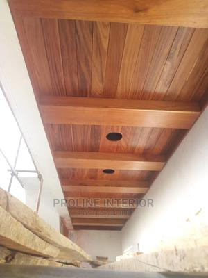 Suspended Wooden Ceiling | Building & Trades Services for sale in Lagos State, Alimosho