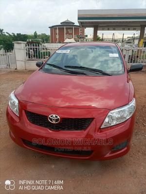 Toyota Corolla 2009 Red | Cars for sale in Ogun State, Abeokuta South