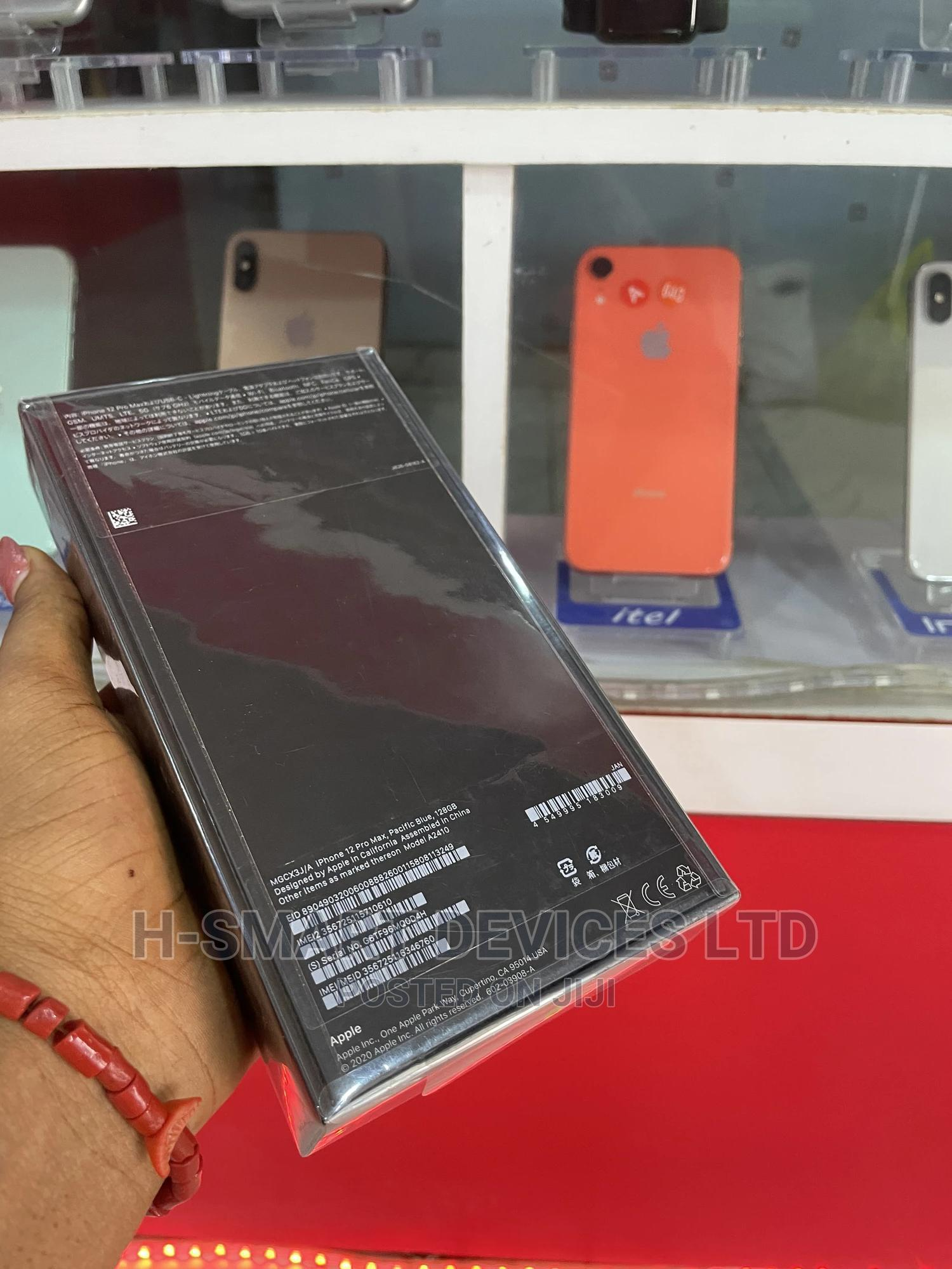 New Apple iPhone 12 Pro Max 128GB Other | Mobile Phones for sale in Benin City, Edo State, Nigeria