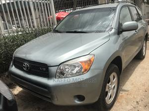 Toyota RAV4 2007 4x4 Green | Cars for sale in Lagos State, Ikeja