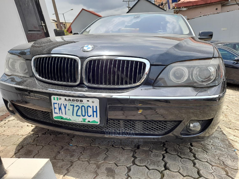 Archive: BMW 7 Series 2006 Black