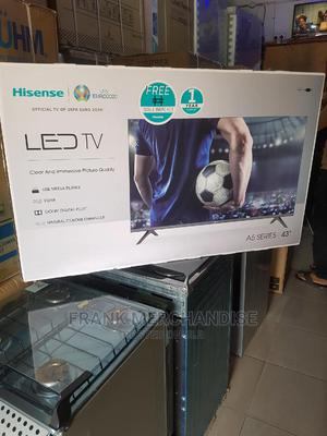 Hisense TV 43inches LED | TV & DVD Equipment for sale in Lagos State, Amuwo-Odofin