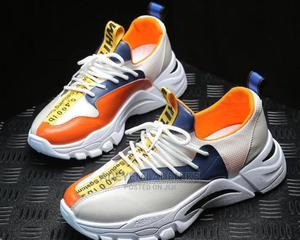 Offwhite Unisex Sneakers   Shoes for sale in Lagos State, Lagos Island (Eko)